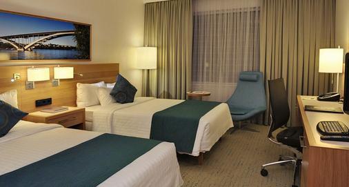 斯德哥尔摩国王岛万怡酒店 - 斯德哥尔摩 - 睡房