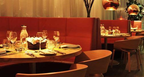 斯德哥尔摩国王岛万怡酒店 - 斯德哥尔摩 - 餐馆