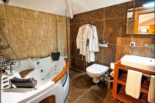 帕克豪斯酒店 - 伊斯坦布尔 - 浴室