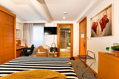 帕克豪斯酒店 - 伊斯坦布尔 - 睡房