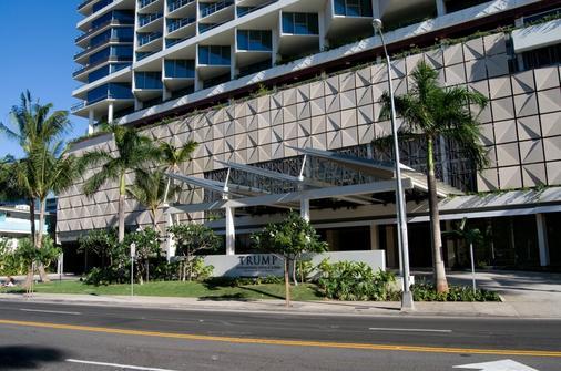 特朗普威基基海滩国际酒店 - 檀香山 - 建筑