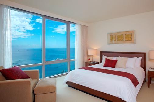 特朗普威基基海滩国际酒店 - 檀香山 - 睡房