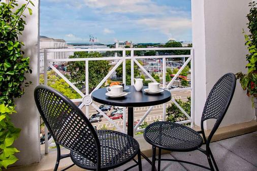华盛顿特区菲尼克斯公园酒店 - 华盛顿 - 阳台