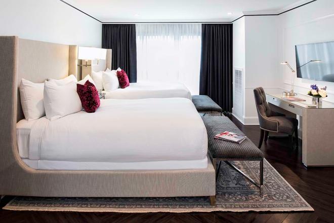 华盛顿特区菲尼克斯公园酒店 - 华盛顿 - 睡房