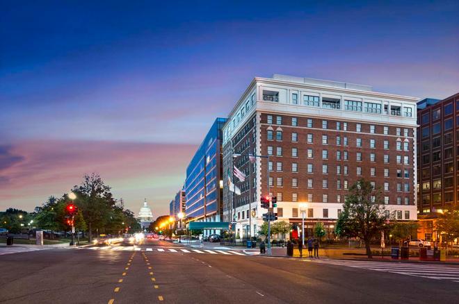 华盛顿特区菲尼克斯公园酒店 - 华盛顿 - 建筑