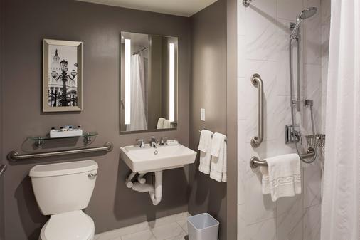 华盛顿特区菲尼克斯公园酒店 - 华盛顿 - 浴室