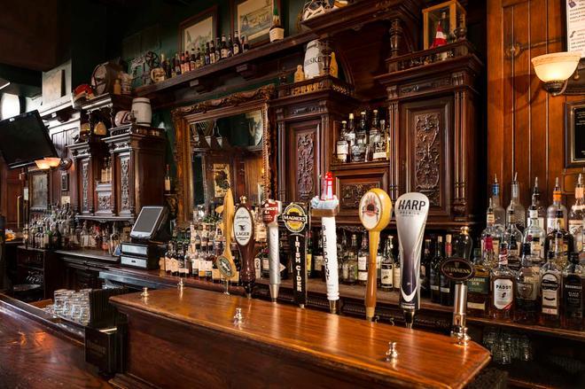 华盛顿特区菲尼克斯公园酒店 - 华盛顿 - 酒吧