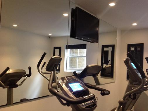 西-海德公园拉套房 - 伦敦 - 健身房