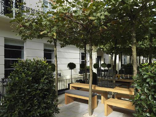西-海德公园拉套房 - 伦敦 - 露台