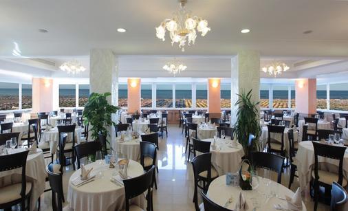 加兰迪娜酒店 - 里米尼 - 餐厅