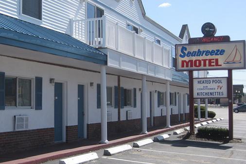 海风汽车旅馆 - Old Orchard Beach - 建筑