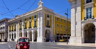 里斯本广场商务酒店-全球小型豪华酒店联盟 - 里斯本 - 建筑