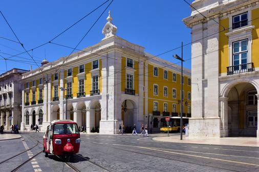 里斯本酒店 - 世界小型奢华酒店 - 里斯本 - 建筑