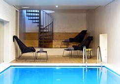 里斯本酒店 - 世界小型奢华酒店 - 里斯本 - 游泳池