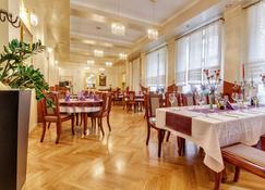 佐维耶茨基酒店 - 马佐夫舍地区托马舒夫 - 餐馆