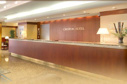 石埠亚克里斯顿酒店 - 东京 - 大厅