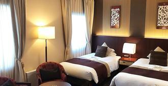 涩谷克雷斯顿酒店 - 东京 - 睡房