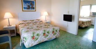 艾尔派提奥汽车旅馆 - 基韦斯特 - 睡房
