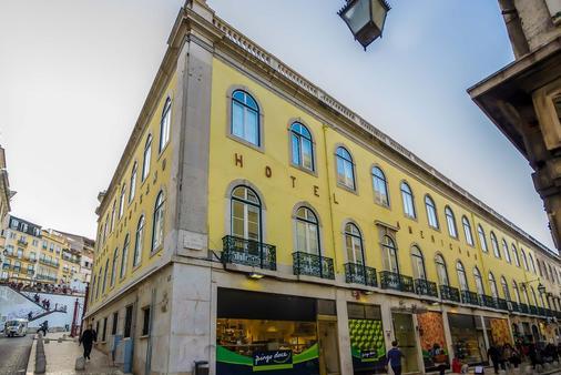 罗西奥旅馆酒店 - 里斯本 - 建筑