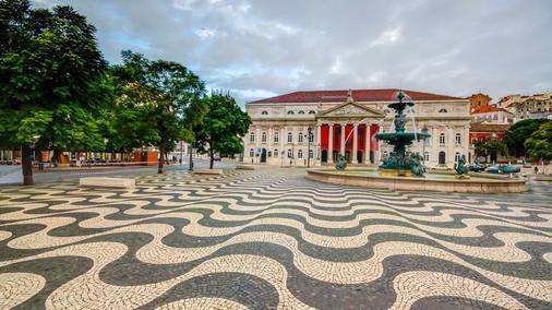 美式罗西奥酒店 - 里斯本 - 目的地