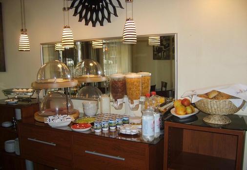柏林霍夫酒店 - 杜塞尔多夫 - 食物