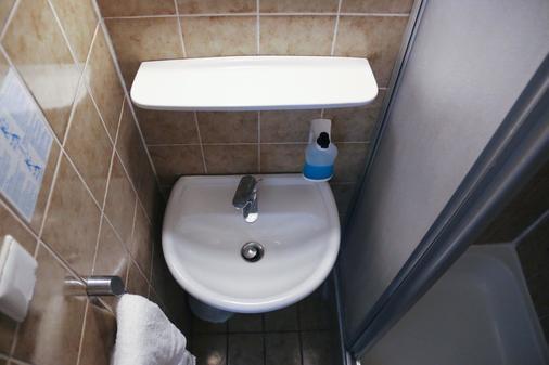 柏林霍夫酒店 - 杜塞尔多夫 - 浴室