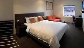 最佳西方亚特兰蒂斯酒店 - 墨尔本 - 睡房