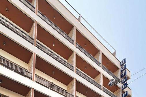 爱若特帕台农神殿酒店 - 雅典 - 建筑