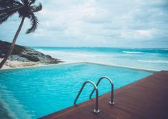 图卢姆哈比达斯酒店 - 图卢姆 - 游泳池
