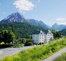 阿尔塔纳典型瑞士酒店