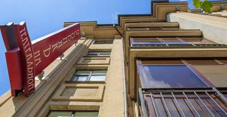 提特拉诺伊欧斯比涅雅克酒店 - 喀山 - 建筑