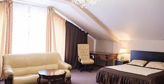 提特拉诺伊欧斯比涅雅克酒店 - 喀山 - 睡房
