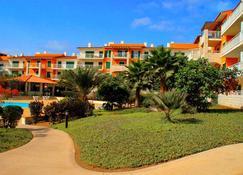 水上酒店萨尔维拉维德度假村 - 圣玛丽亚 - 户外景观