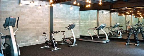 利安德格拉纳达城市酒店 - 巴拿马城 - 健身房