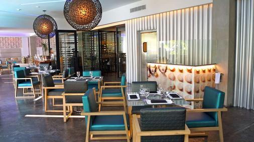 利安德格拉纳达城市酒店 - 巴拿马城 - 餐馆