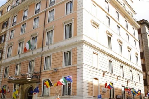 罗马托里诺酒店 - 罗马 - 建筑