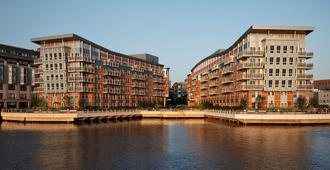 波士顿海滨炮台码头水疗酒店 - 波士顿 - 建筑