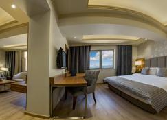 宝石酒店 - 贝鲁特 - 睡房