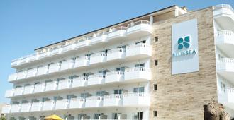 登杰米蓝海酒店 - 卡拉米洛 - 建筑