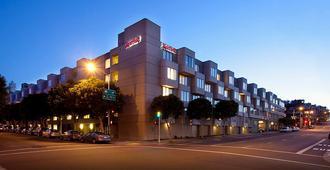 旧金山渔人码头万豪酒店 - 旧金山 - 建筑