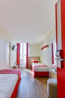 快乐文化波尔多克里蒙梭酒店 - 波尔多 - 睡房