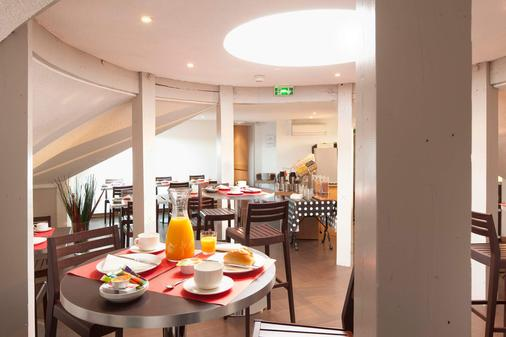 快乐文化波尔多克里蒙梭酒店 - 波尔多 - 自助餐