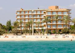 圣米歇尔金色海滩酒店 - 马略卡岛帕尔马 - 海滩