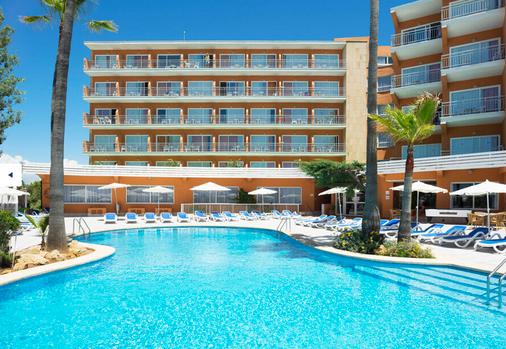 圣米歇尔金色海滩酒店 - 马略卡岛帕尔马 - 建筑