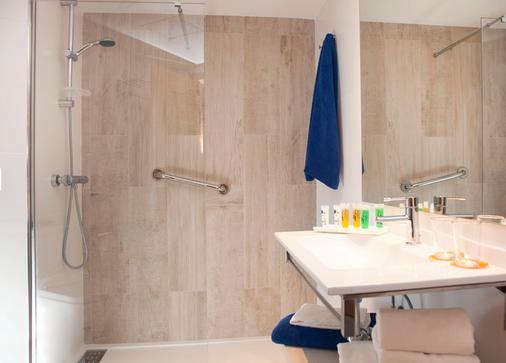 圣米歇尔金色海滩酒店 - 马略卡岛帕尔马 - 浴室