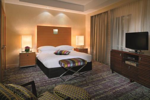 多哈西湾莫凡彼酒店 - 多哈 - 睡房
