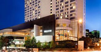 亚特兰大巴克海区特威斯汀酒店 - 亚特兰大 - 建筑