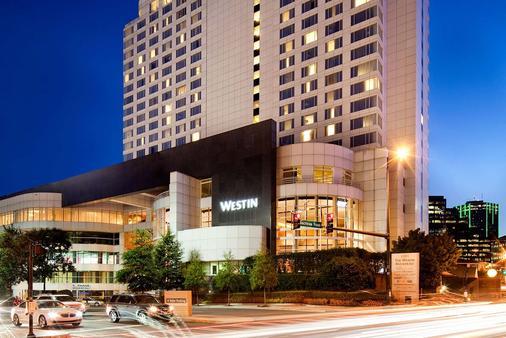 亚特兰大巴克海德威斯汀酒店 - 亚特兰大 - 建筑