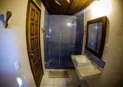 玛榭普萨达酒店 - 阿拉亚尔达茹达 - 浴室