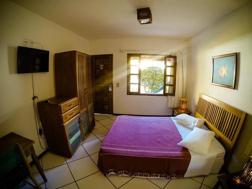 玛榭普萨达酒店 - 阿拉亚尔达茹达 - 睡房